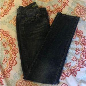 Hydraulic skinny Jeans.